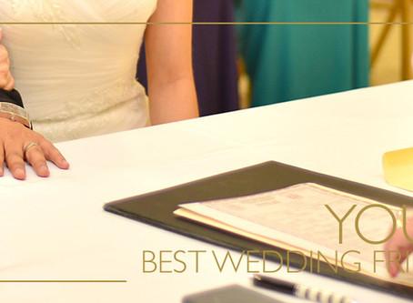 ¿Se debe festejar la boda civil?