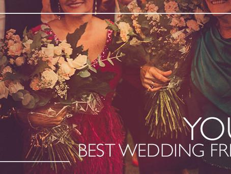 ¿Cómo te gustaría que tus invitados recuerden tu boda?