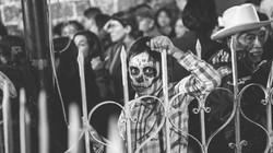 Dia de Los Muertos Cemetery