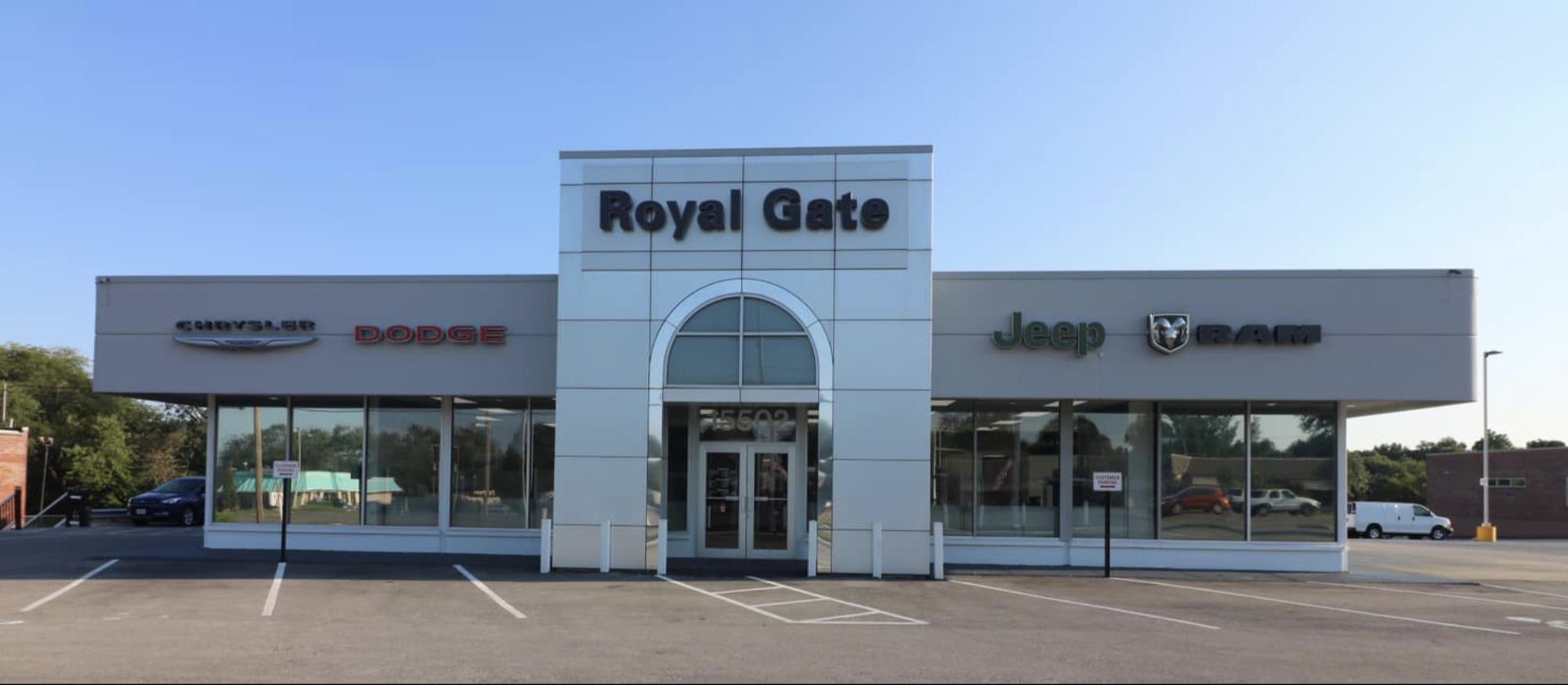 Royal Gate Dodge >> Bank Mandated Inventory Liquidation Sale Of Royal Gate Dodge