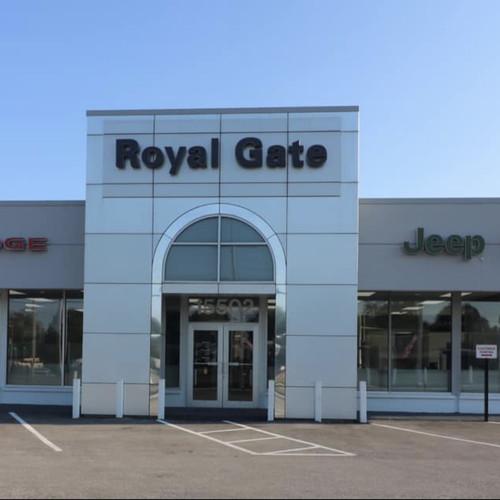 Royal Gate Dodge >> David Taylor Ellisville Mo Bank Mandated Sale Royal Gate