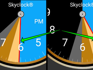 Daylight Saving Time - The Switch is Easier With Skyclock