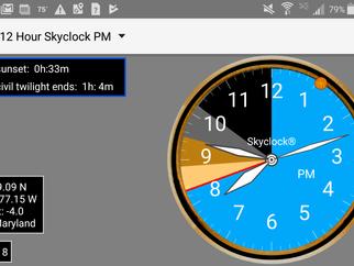 Skyclock for Ramadan - free through 5/31