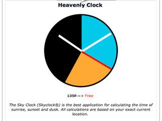 Heavenly Clock