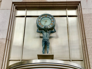Public Clocks: Form Versus Function at 5th and Vine in Cincinnati
