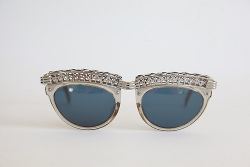 Jean Paul Gaultier 56-0271 Silver/Blue