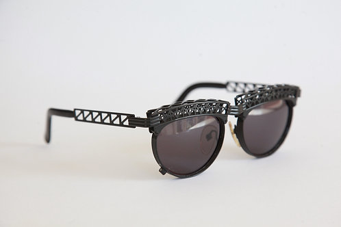 Jean Paul Gaultier 56-0171 Black/Black