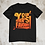 Thumbnail: Your Mothers Favourite T Shirt Yellow/Orange Fade