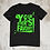 Thumbnail: Your Mothers Favourite T Shirt, Bright Green Text