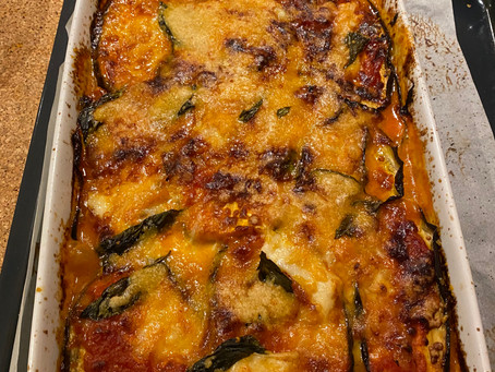 At least we still have Aubergine Parmigiana post Brexit!