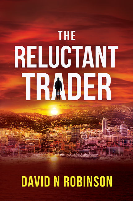 KINDLE The Reluctant Trader 7 June 2018.