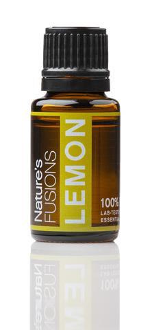 LEMON - CITRUS LIMONUM 15ML