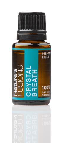 CRYSTAL BREATH - CLEAR BREATHING BLEND 15ML