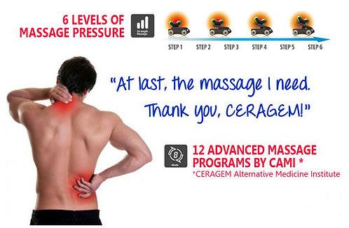 V3 Back Massage Gift Certificate for 5 Sessions