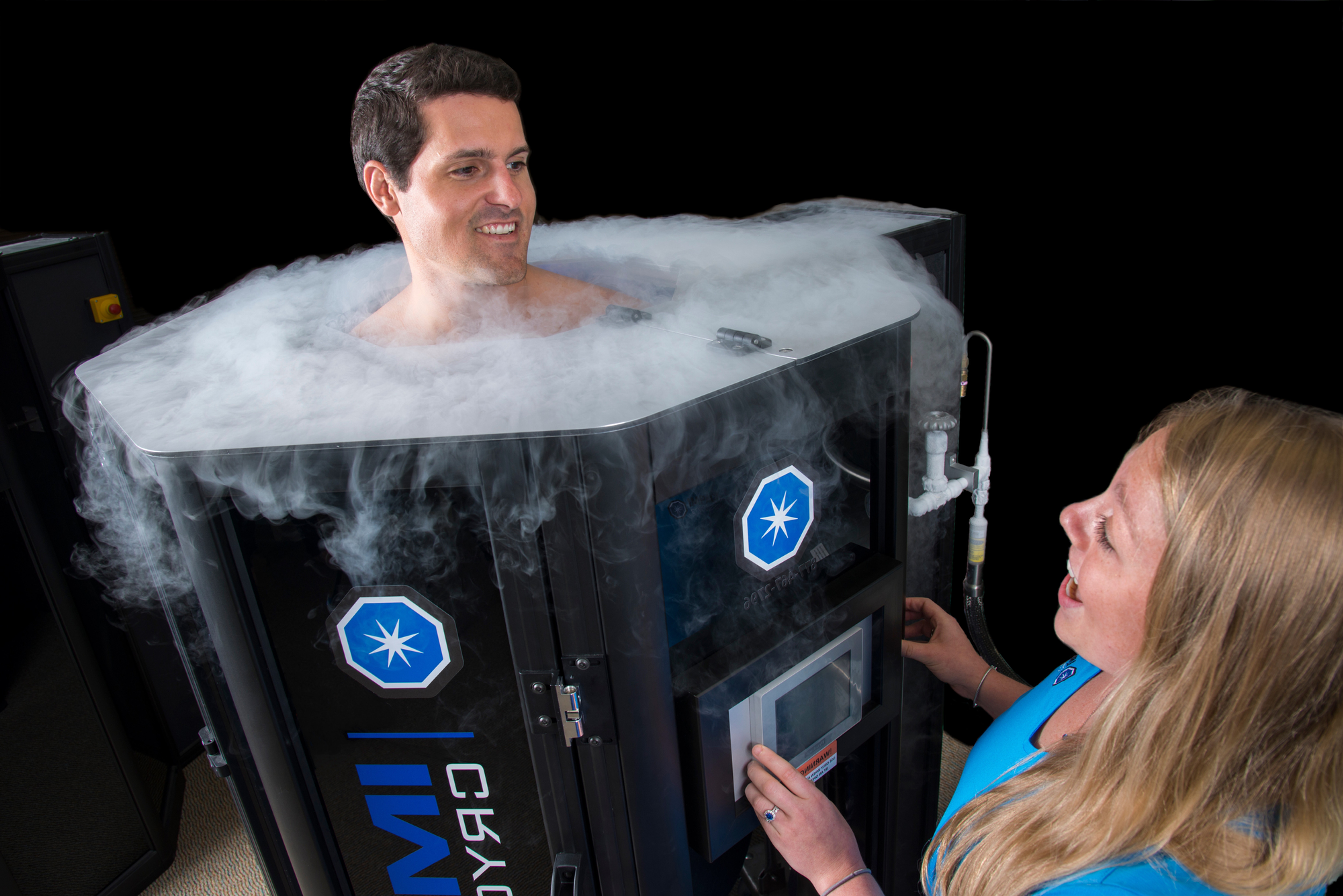 Single Cryotherapy Session