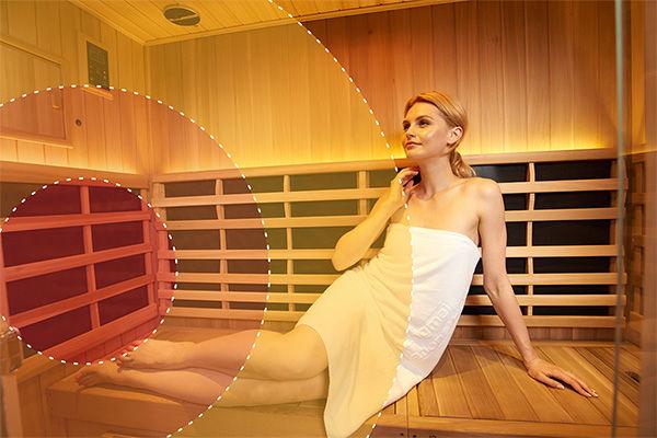 Infrared Sauna Session-20 minute