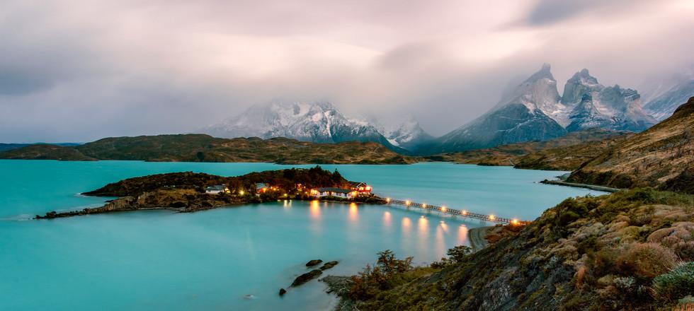 Torres Del Paine , Patagonia , Chile