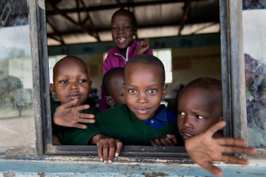 African Kids , Tanzania