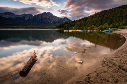 Pyramid Lake Jasper