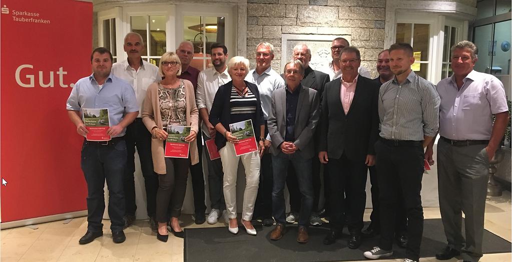Turnier der Sparkasse Tauberfranken 2018