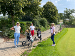 DiDaGo-Jahresausflug am 7. 9.2021 zum Golfclub Steigerwald in Geiselwind eV