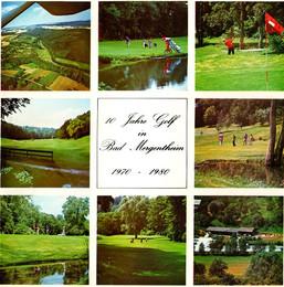 10 Jahre Golfclub Bad Mergentheim