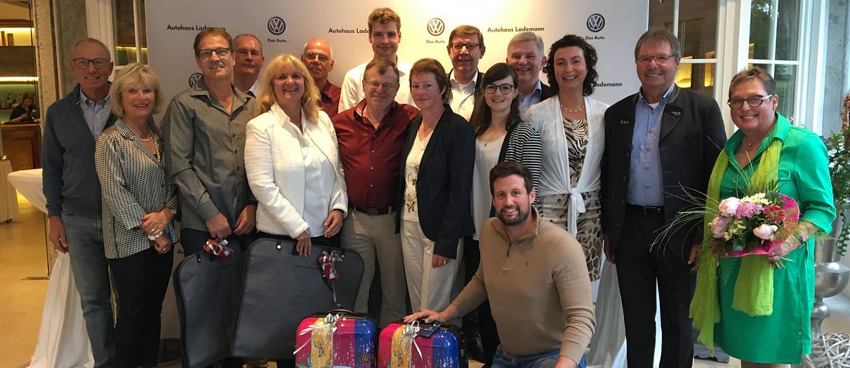 Autohaus Lademann VW Golf Cup 2018