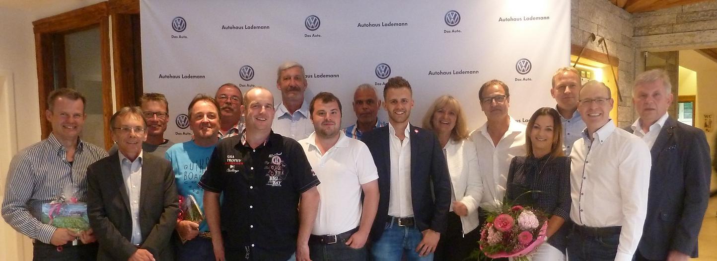 Autohaus Lademann VW Golf Cup 2017