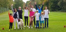Jugend-Abschluss-Turnier 9-Loch 03-10-2021