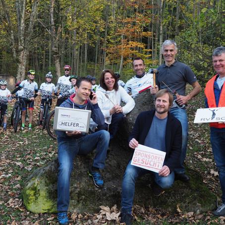 Mountainbike-Stars kehren im April nach Schaan zurück!