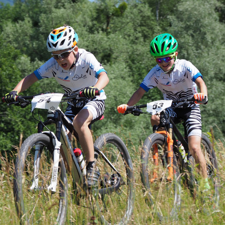Mountainbike-Elite trifft sich in Schaan