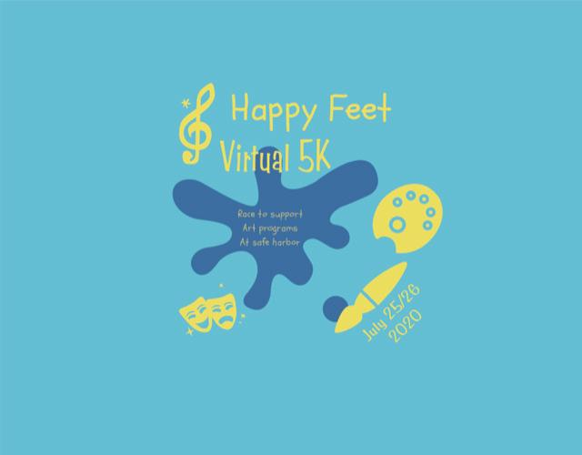 2020 Virtual Happy Feet 5K