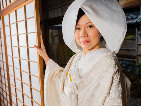 花嫁室内攝影-棉帽子