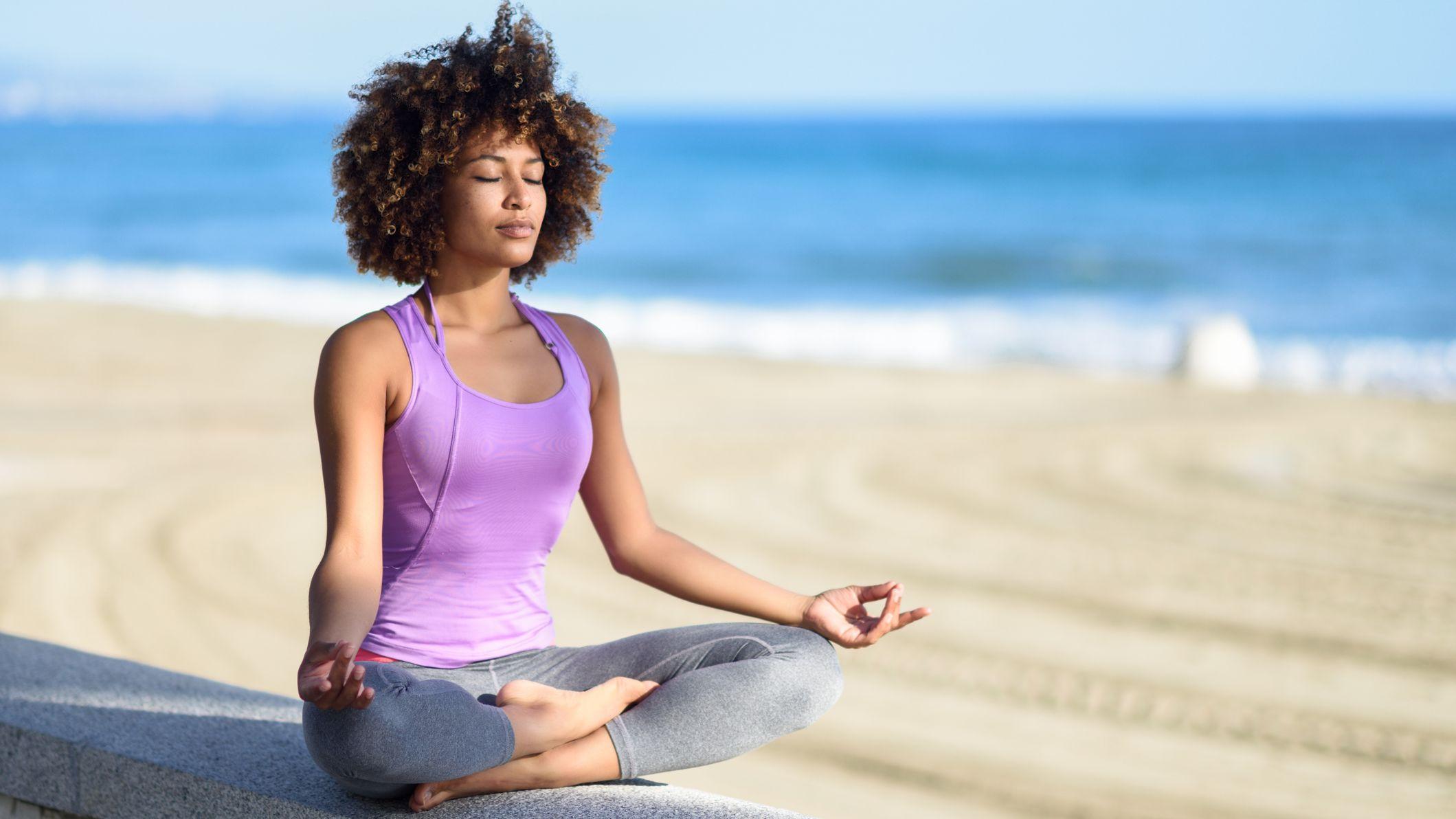 Transpiration Meditation