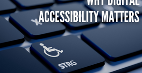 Why digital accessibility matters