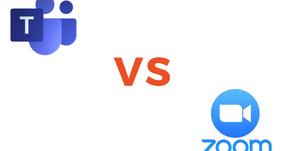 Video Conferencing Giants : Teams vs Zoom