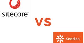Sitecore vs Kentico