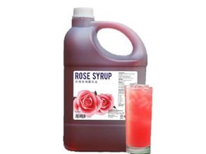 浓缩玫瑰露饮品