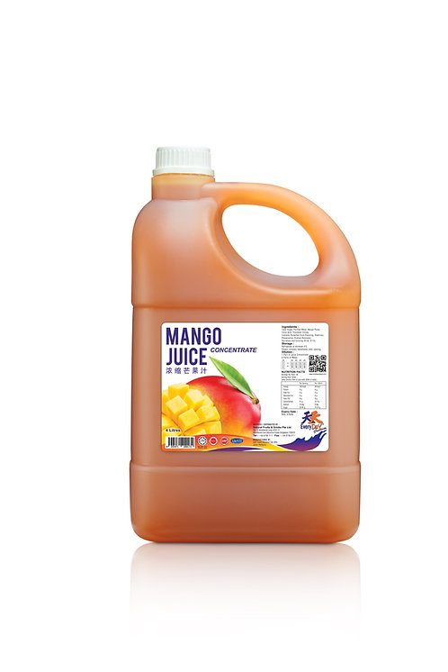 Mango 浓缩芒果汁
