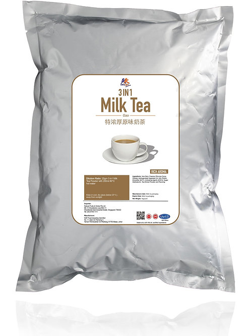 EveryDay 3 in 1 Milk Tea - Gao ** Rich Aroma **