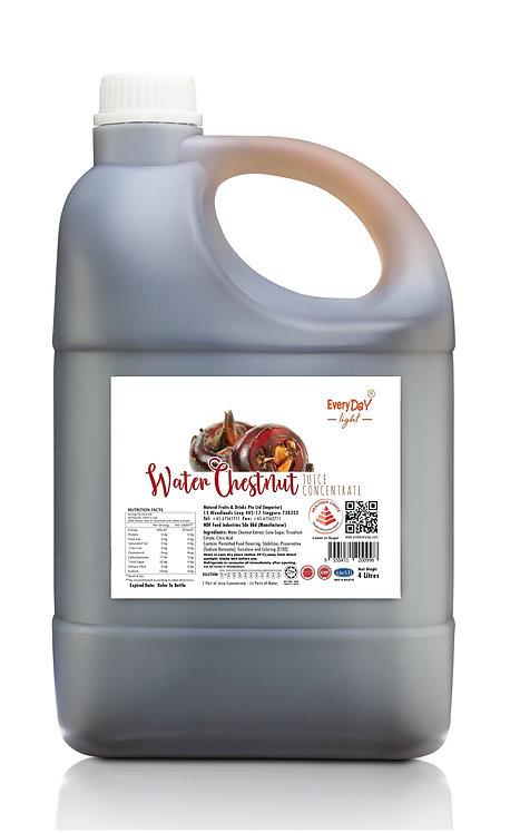 Water Chestnut (Lower in Sugar) 浓缩马蹄竹蔗水(较健康选择)