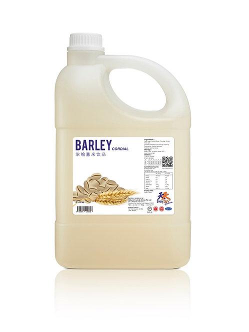 Barley 浓缩薏米饮品