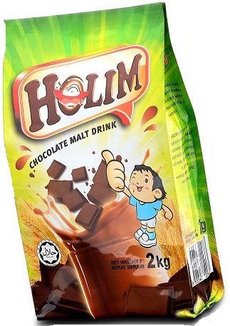 Holim Chocolate                               Malt Drink
