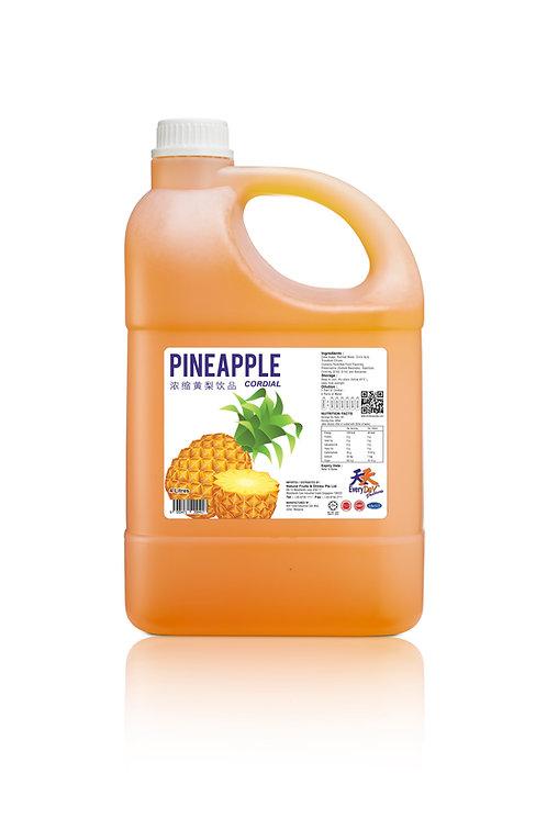 Pineapple 浓缩黄梨饮品