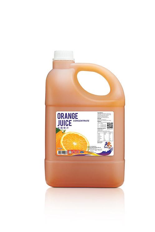 Orange 浓缩橙汁