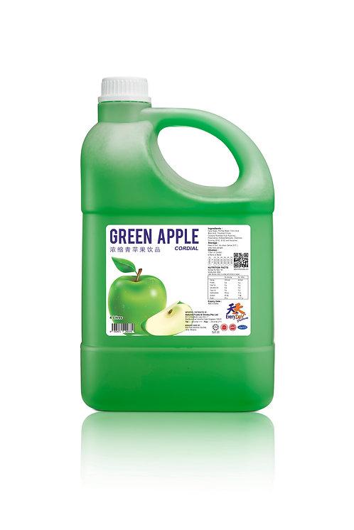 Green Apple 浓缩清苹果饮品