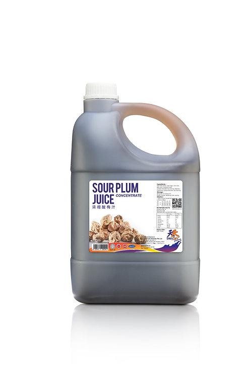 Sour Plum Juice 浓缩酸梅汁