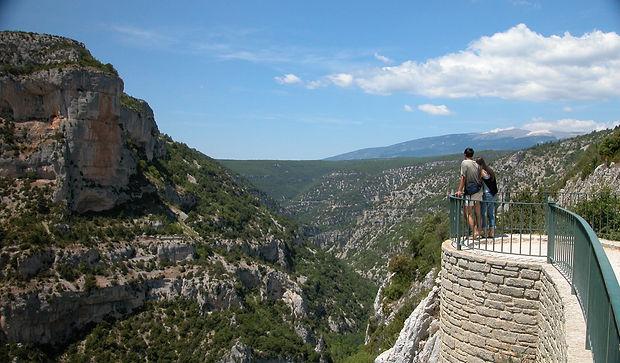 Gorges de la Nesque - Provence