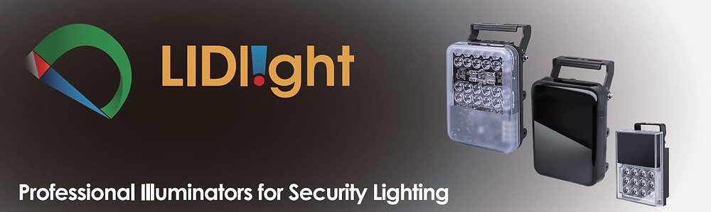 LIDlight is a professional illuminators for security lighting