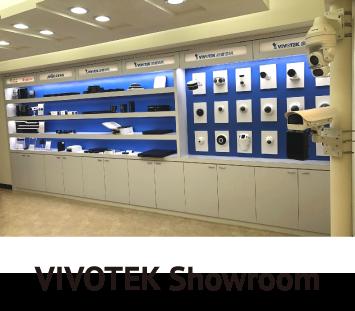 LIDlight A60 linear tube vivotek showroom